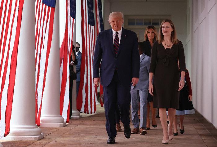 Trumps Supreme Court Nominee