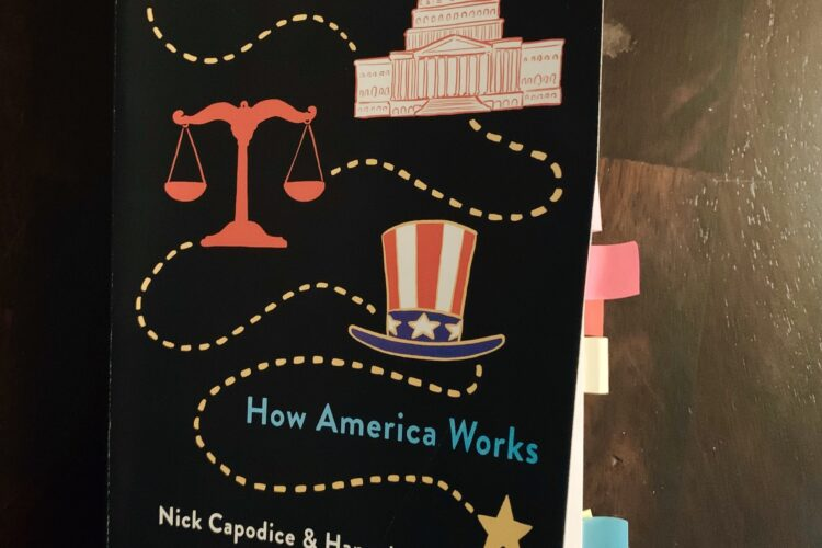 Reading With Stef: Using Books as Political Armor