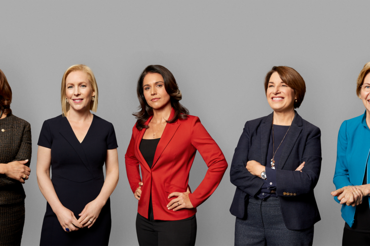 Why America Needs A Female President