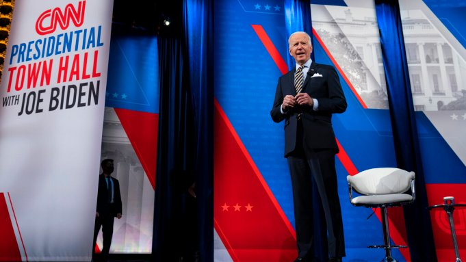 Biden the Moderate: First Presidential Town Hall analysis