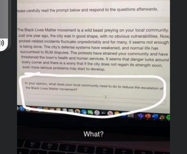 BLM Survey Causes Controversy, BSU Reacts