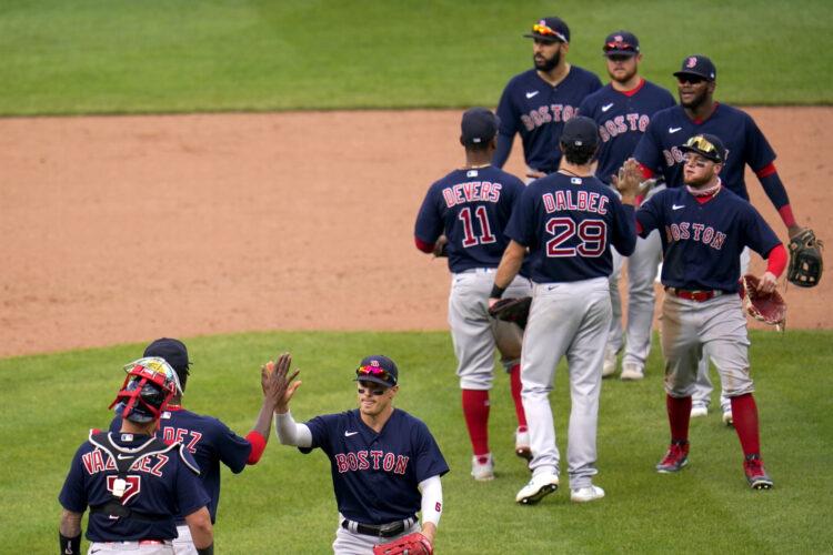 Sox Start Off Hot