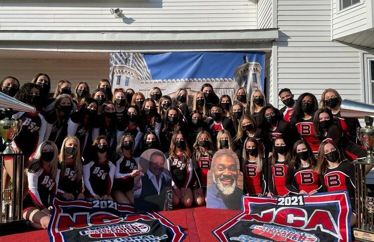 BSU Cheer Wins it All (Again!)