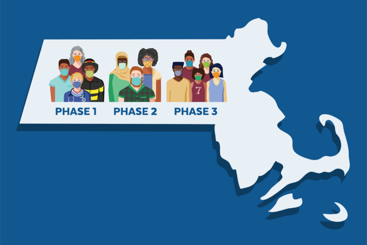 COVID-19 vaccinations are opening soon in MA – here's how you can get one