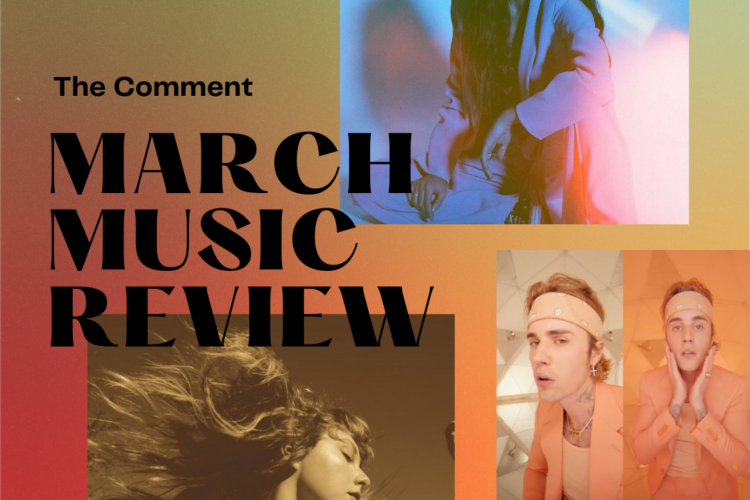 Let's Talk About Music in March