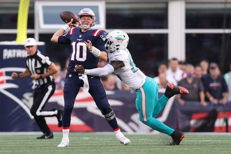 Patriots Stumble in Season Opener to Miami